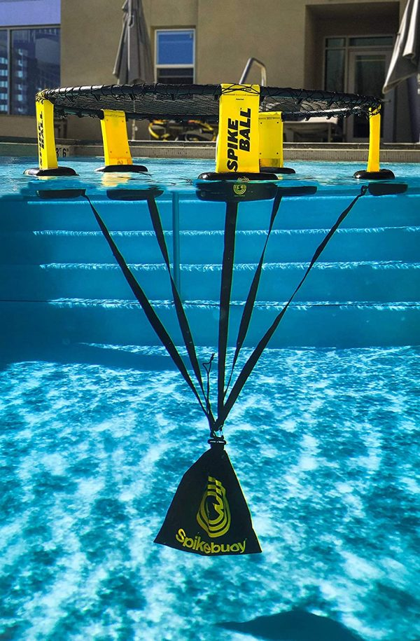 Spikeball Buoy in Water