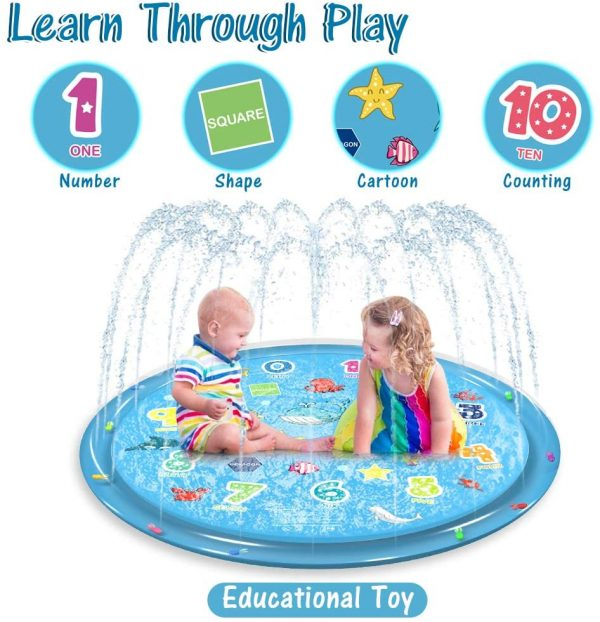 Learn Through Play Pool - Educational Toy
