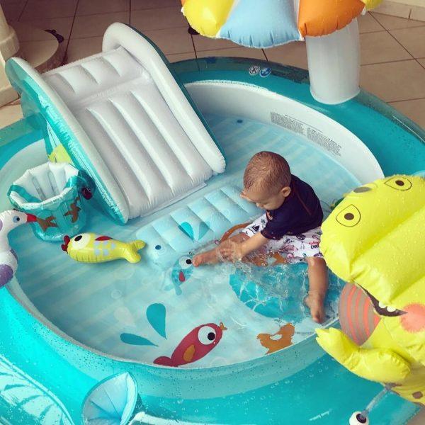 Baby Pool Indoors