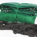Trampoline Enclosure Net 14' Standard Replacement Green