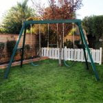 Congo Swing Set Central - 3 Position Swing Set