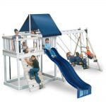 Monkey Play Set Package #1 White and Sand