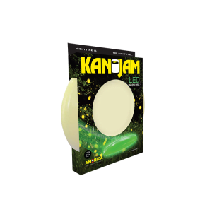 KanJam Flying Disc LED Glow